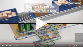 "Order Fulfillment in E-Commerce: WITRON storage system ""All-In-One"""