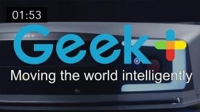 Sponsored Content: Geek+ to Showcase Award-Winning Smart Logistics Solutions at Modex 2020
