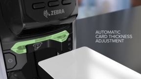 Zebra & Barcoding: ZC100/ZC300/ZC350 Card Printer Overview