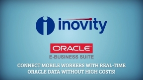 Extend Oracle Data To Your Workers On-The-Move With Connective Middleware From Inovity