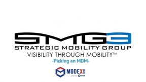 Strategic Mobility Group - MDM Strategy