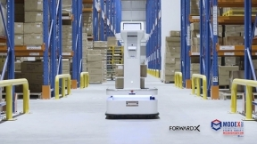 ForwardX - The Future of AMRs at Booth 1207