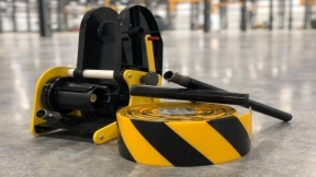 Mighty Liner Floor Tape Applicator - The Mighty Change in Floor Marking