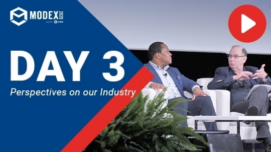 Day 3 at MODEX 2020: Perspectives on our Industry