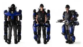 Sarcos Guardian XO Full-body, Powered Industrial Exoskeleton