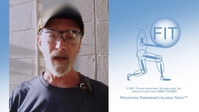 Backsafe® Testimonial – Manufacturing