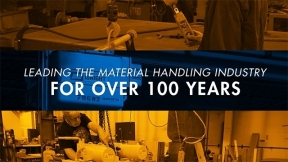 Acco Material Handling Solutions: We Keep Industry Moving