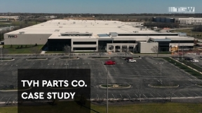 Case Study: Automated Warehouse Solution for TVH Parts Co.