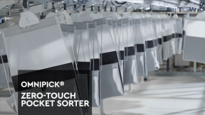OmniPick® - Zero-touch Pocket Sorter System