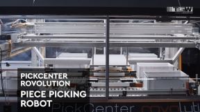 PickCenter Rovolution - Robotic Picking Workstation