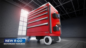R-Go Motorized Toolbox by Rousseau
