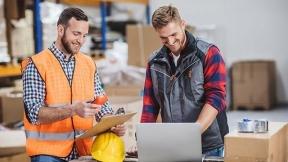 Using RFID in Logistics