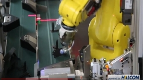 3D Vision Guided Robotic Assembly powered by HALCON