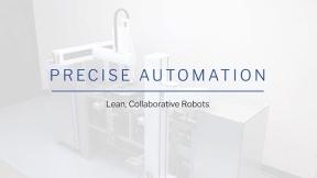 Precise Automation Industrial Collaborative Robots