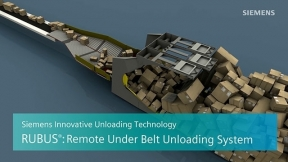 Remote Under Belt Unloading System (RUBUS)