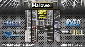 Hallowell Shelving Systems