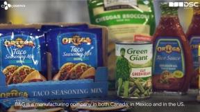 DSC B&G Foods testimonial