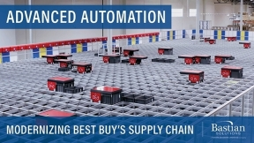 Best Buy Modernizes Supply Chain Network with Advanced Automation