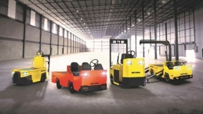 Motrec International Inc. complete line of heavy-duty electric vehicles
