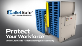 Protect Your Workforce with Automated Pallet-Handling
