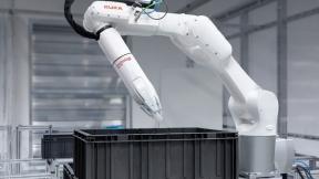 Swisslog ItemPiQ Robotic Picking