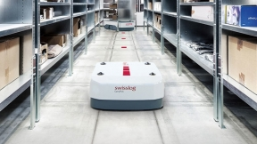 CarryPick Mobile Robotic Storage System